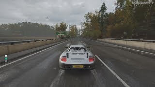 Forza Horizon 4 - Porsche Carrera GT Gameplay