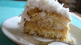 Wacky Cake - How To