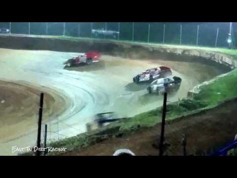 Open Wheel Feature @ Wartburg Speedway (7-3-17)