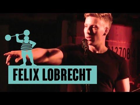 Felix Lobrecht - Mit dem Einkaufswagen in den Aufzug