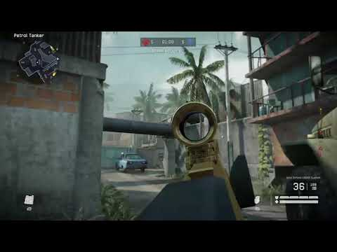 Warface Xbox Ace With One Bar Connection - Welcome To Brazil