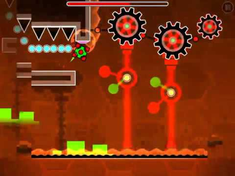 Geometry Dash Silent Processing MEDIUM IMPOSSIBLE