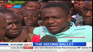 Kivumbi2017: The postponed vote in Homa Bay