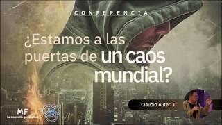 Conférence - Aux portes d'un Chaos Mondial (Session 01)