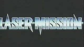 Brandon Lee - Laser Mission Trailer