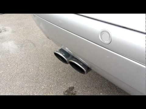 Mercedes C32 AMG Sound