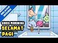 Belajar Bahasa Inggris | Selamat Pagi (Good Morning) | Lagu Anak Terpopuler 2018 | Bibitsku