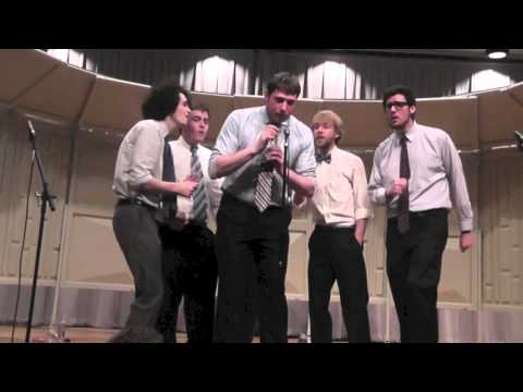 Take Five Kenyon Spring Concert 2014:I Want to Be Like You
