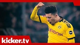 Nicht Werner, nicht Lewandowski: Sancho ist der Topscorer der Liga | kicker.tv