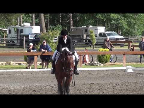 Barbara Flynn; Aspen Farms Horse Trials; June, 2016