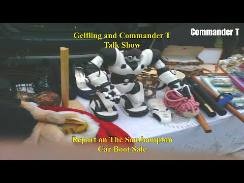 Bursledon Southampton Car Boot Sale [Episode 10]