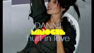 Dannii Minogue Hurt In Love