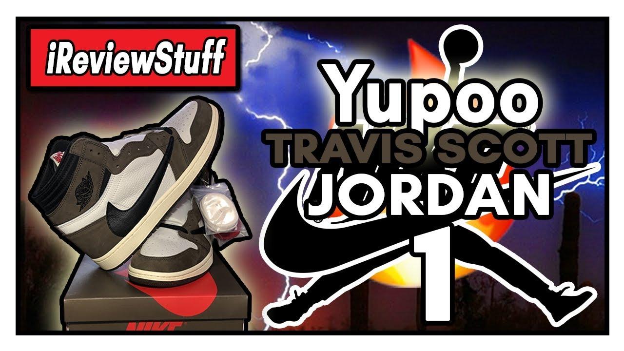 Cactus Jack X Nike Air Jordan 1