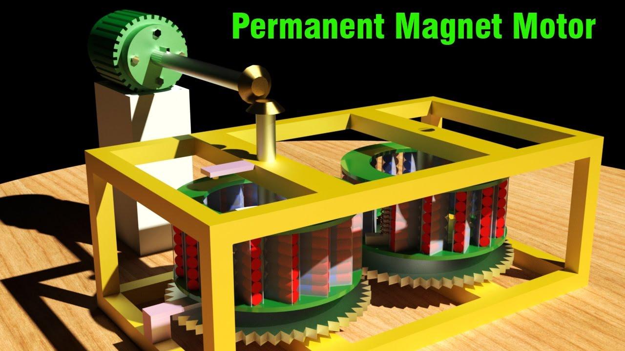 Free energy generator kohei minato permanent magnet motor for Permanent magnet motor generator sale