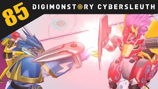 Digimon Story: Cyber Sleuth PS4 / PS Vita Let's Play Walkthrough Part 85 - Kentaurosmon Defeated!