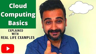 Cloud Computing Basics (2019)   With Real Life Examples (English Subtitles)