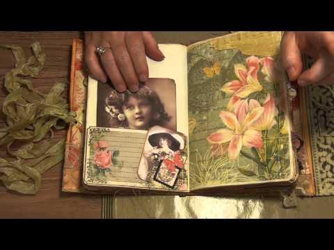 Vintage Style Manila Envelope Junk Journal (Sold)