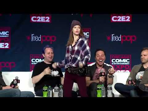 Marisha Ray Comedy Reel from YouTube · Duration:  3 minutes 45 seconds