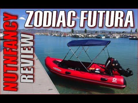 Zodiac Futura Inflatable Boats REVIEW Pt 2