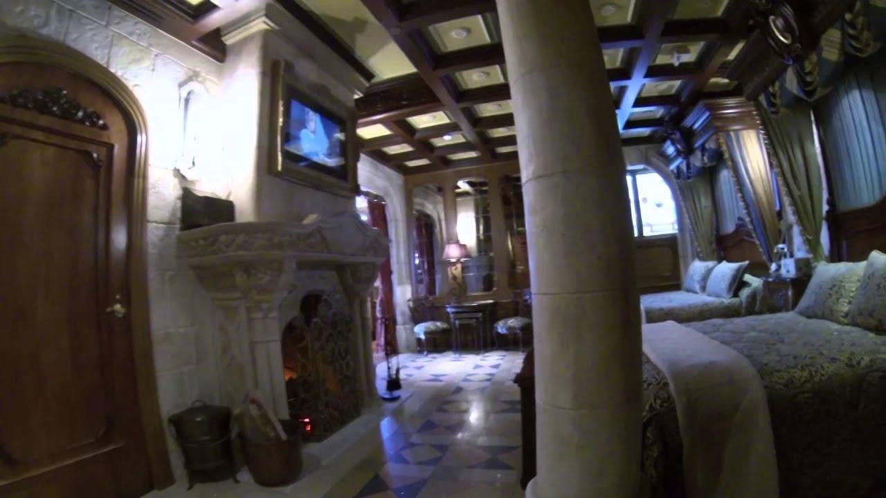 A Full Tour Inside The Cinderella Castle Suite At Walt Disney World