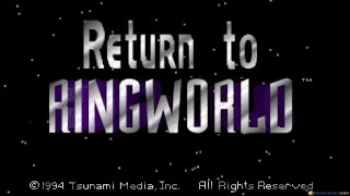 Return to Ringworld - 1994 PC Game, introduction and gameplay