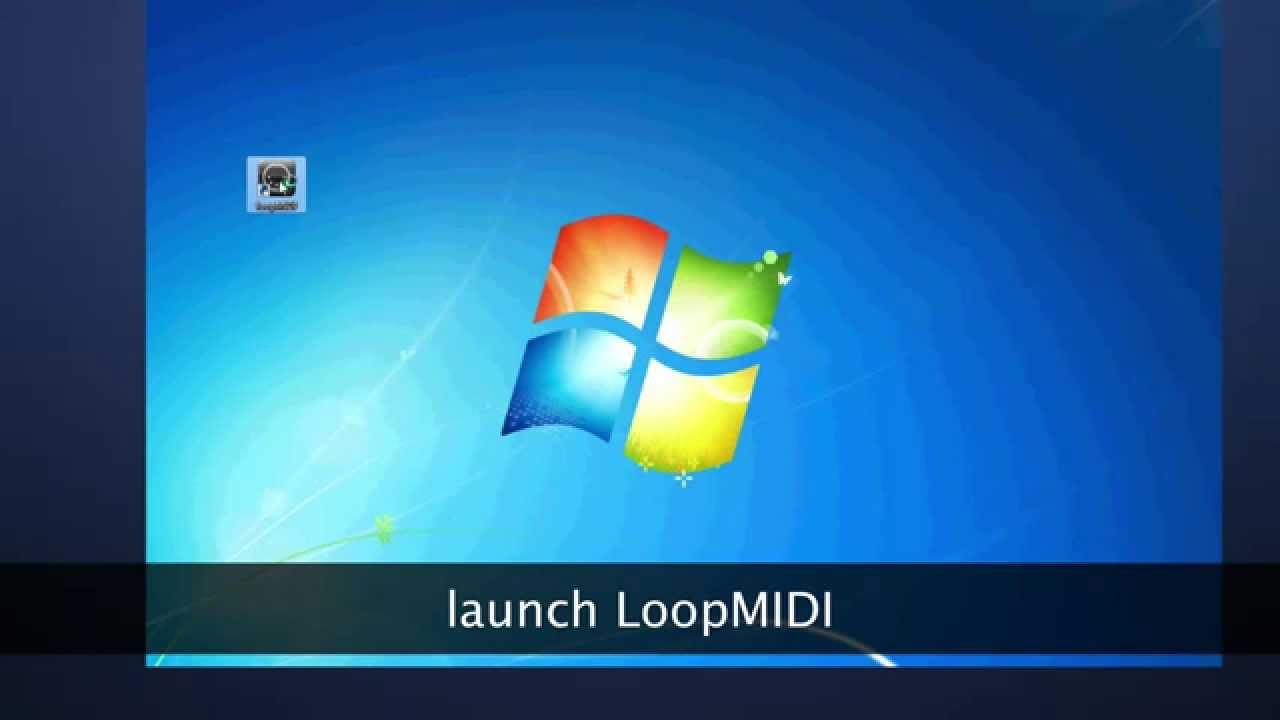 loopmidi tutorial
