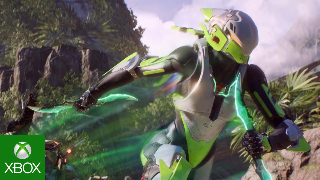 Anthem Video Game To Get A Major Overhaul As It Drops Seasons In