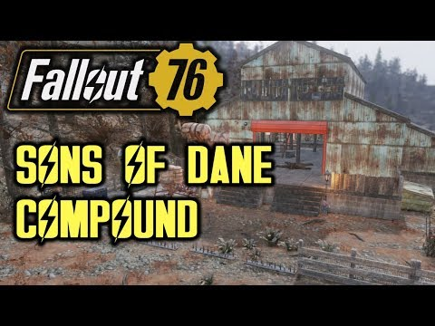 Fallout 76 - Sons of Dane Compound Build thumbnail