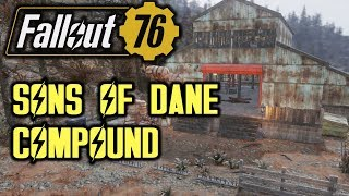 Fallout 76 - Sons of Dane Compound Build