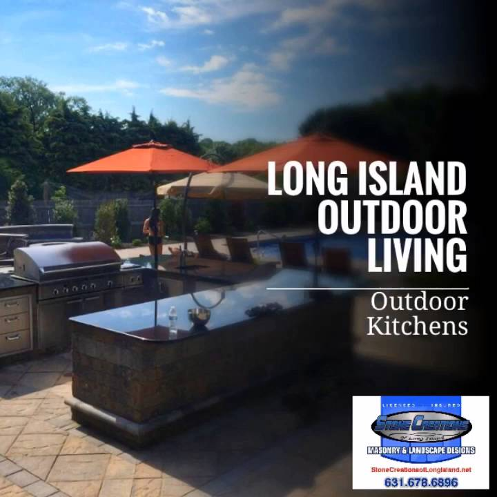 Long Island Outdoor Kitchens & Grills