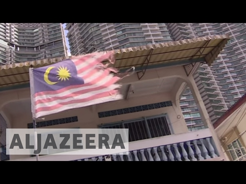 Inside Kuala Lumpur's 'village'