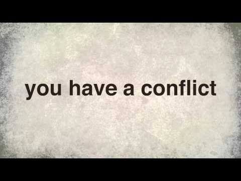 The Conflict Resolution Series: The Nature of Conflict