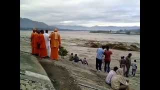 flood in ganga haridwar uttrakhand