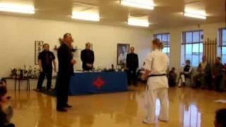 Kyokushin Denmark dan grading 2008