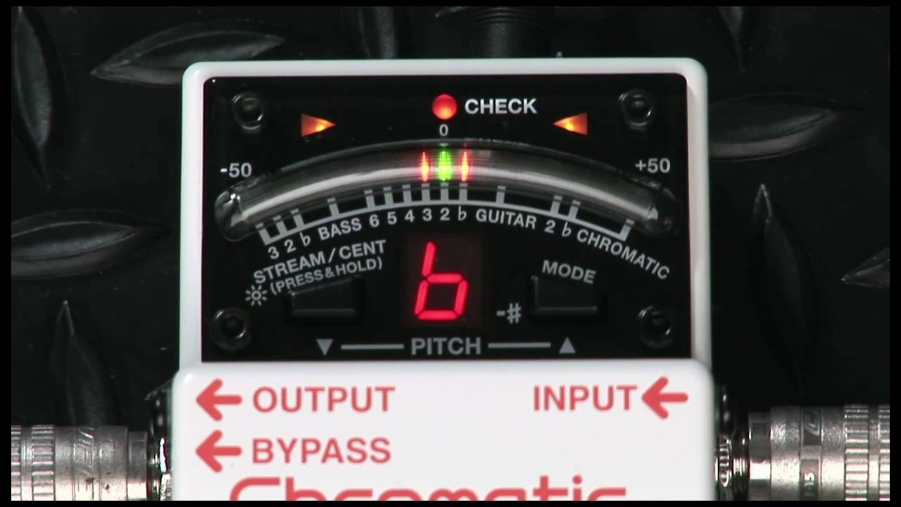 tu 3 chromatic tuner overview youtube rh youtube com boss tu-3 manual español boss tu-3 manuale italiano