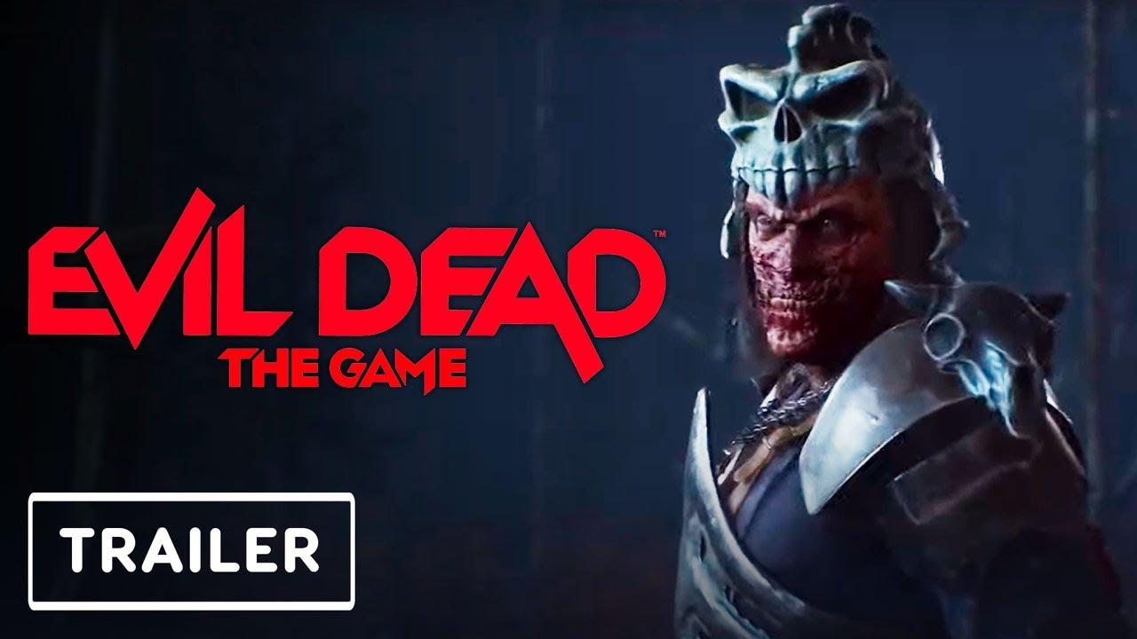 Evil Dead: The Game - Gameplay Reveal Trailer | Summer Game Fest 2021