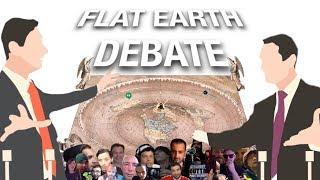 Flat Earth Debate 122 LIVE