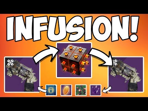 Destiny 2: Shadowkeep Infusion Guide for New Players! How to Get Upgrade Modules!