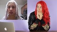 HAIRDRESSER REACTS TO BLEACHING HAIR FAIL 4! | bradmondo