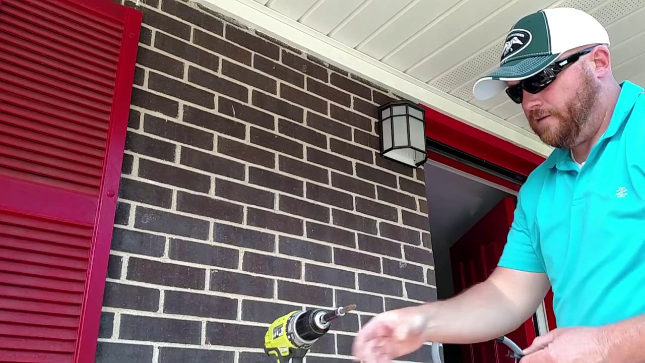 Installing a Blink XT Outdoor Camera System - Don't Blink or you will miss  it!