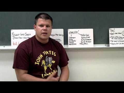 Mr K's Intro Video JYMS