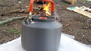 ОБЗОР Fire Maple FMC-T4 ► КРУТОЙ походный чайник на 1,5 литра