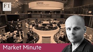 European stocks dip, dollar up | Market Minute