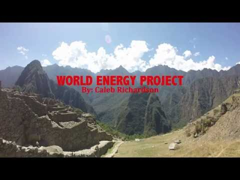 World Energy Project: Peru 2016