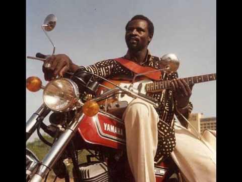 Ali Farka Toure- Radio Mali- Amadinin