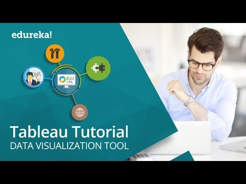 Tableau Tutorial For Beginners -1 | Tableau Training For Beg