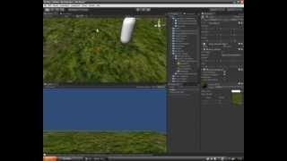 Видео-урок по Unity 3D часть 3