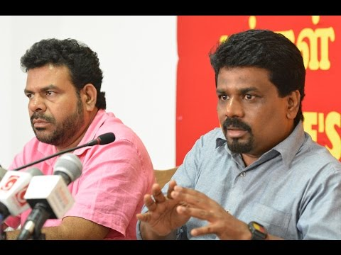 JVP press conference on 03.03.2016