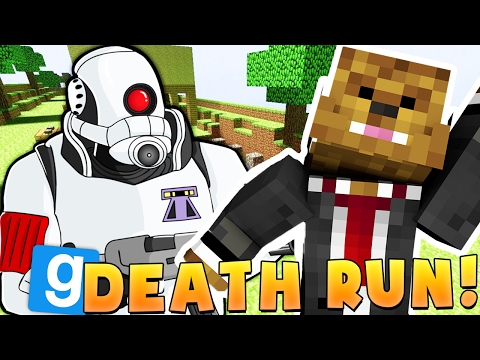 HILARIOUS DEATH RUN MAPS! - Garry's Mod (Custom Modded Minigame FUNNY MOMENTS)