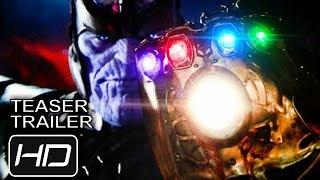 Avengers : Infinity War (2018)- Teaser Trailer#1 Filtrado |Trailersmp